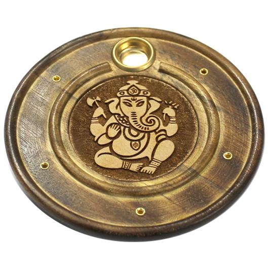 Räucherstäbchenhalter Ganesha